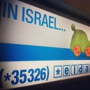 Finally in Israel